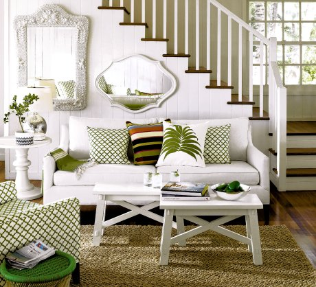 10 Ways to Decorate a Small Living Room