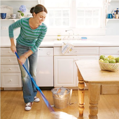 Floor Cleaning & Maintenance Tips