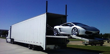 How to ship your car with the Interdean Company?