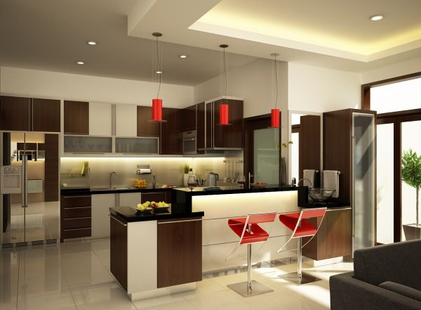 interior design kitchens