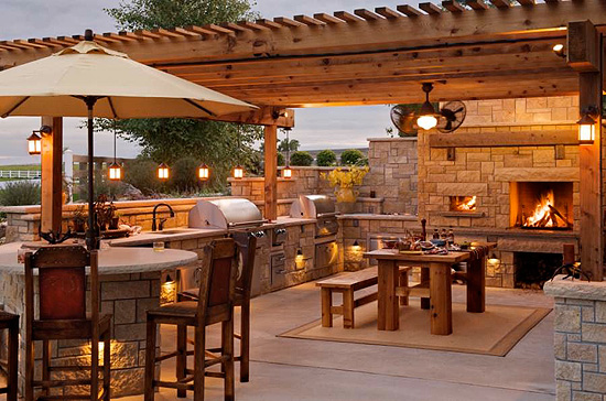 outdoor entertaining  1