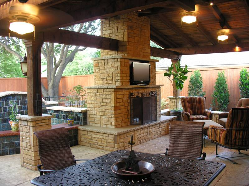 outdoor entertaining  2