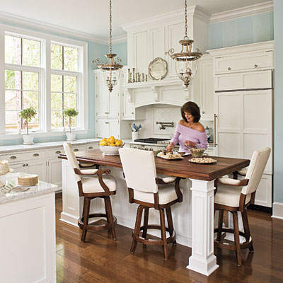 My idea of a white kitchen