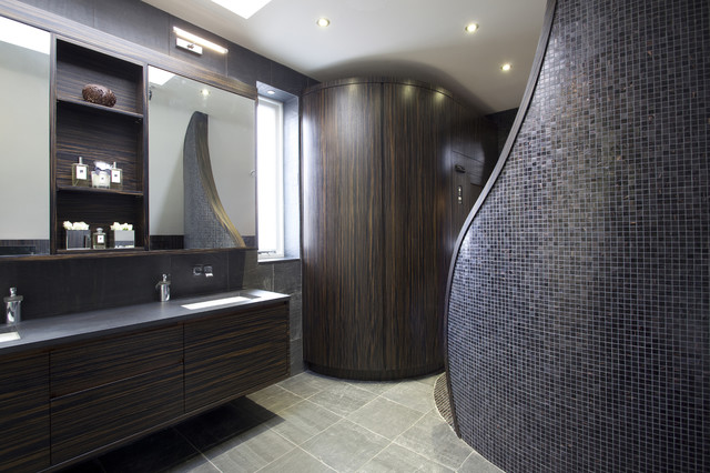 Washrooms into Luxurious Sanctuary