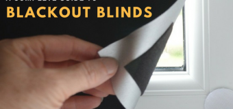 A Complete Guide To Blackout Blinds